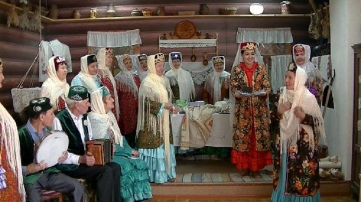 Астраханский татарский театр празднует юбилей