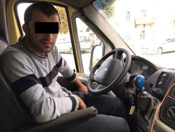 Водитель маршрутки в Астрахани оказался мошенником