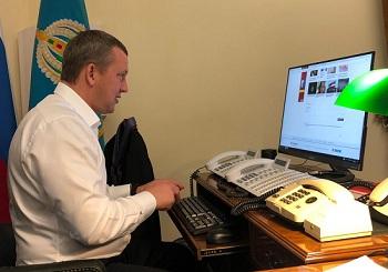 Сергей Морозов читает AST-NEWS.ru