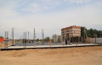 В больнице им. Кирова строят новый корпус - гемодиализный центр