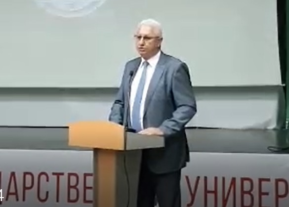 Константин Маркелов победил на выборах ректора АГУ