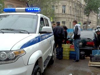 Полиция и чиновники наделали шума на Больших Исадах