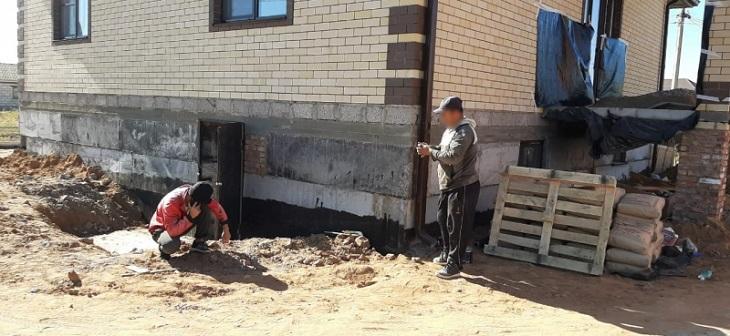 На стройках Астраханской области выявлены 47 нелегалов