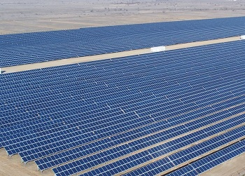 В Астраханской области заработала солнечная электростанция