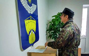 В Ахтубинске проходят выборы