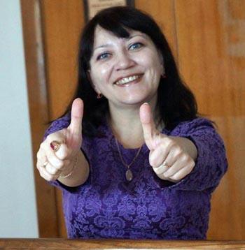 Ирина ЧЕРНУХИНА: О футболе и астраханцах