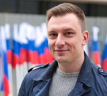 Денис Боднюк: начали ремонт фонтана