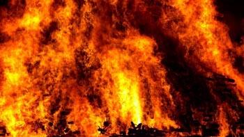Чрезвычайная пожарная опасность объявлена в Астрахани