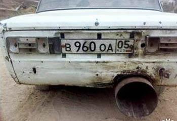 В Астрахани выявляют автомобили, которые слишком сильно загрязняют воздух
