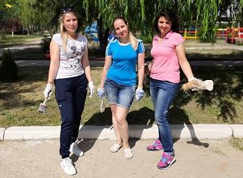 Молодые железнодорожники Астрахани проводят благотворительные акции