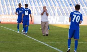 Как астраханским футболистам Сталин звонил