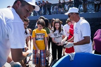В рамках социального проекта ЛУКОЙЛа наградили лучших юных экологов