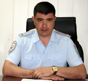 Ахтубинскую полицию возглавил борец с коррупцией