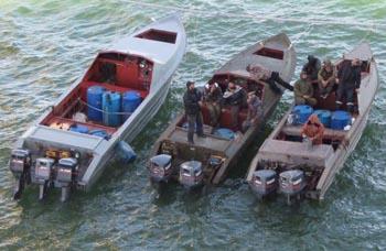 Браконьеры в Каспийском море укрываются в тени платформ «Лукойла»