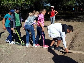 Астраханские замещающие семьи отметили день здоровья