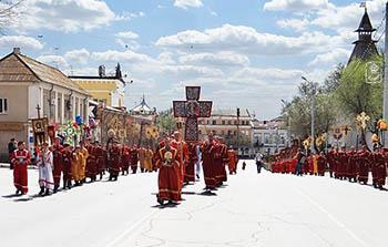 Астраханцы встретят Пасху богослужениями и крестным ходом