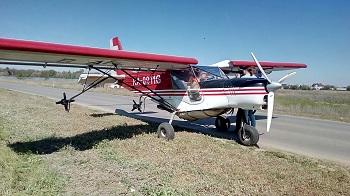 В Волго-Ахтубинской пойме личинку мошки и комара травят с помощью авиации