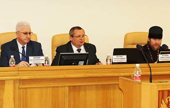 В Думе обсудили вопросы развития казачества