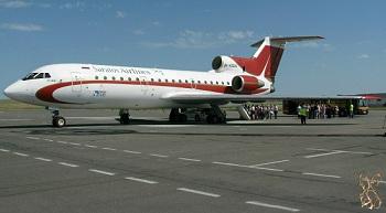 Астраханцы смогут летом летать в Симферополь