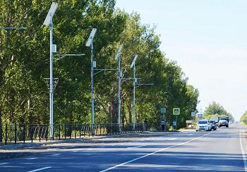 На дороге «Астрахань - Красный Яр» становится безопаснее