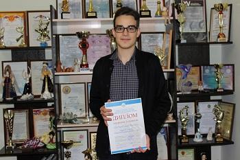 Дирижер из Астрахани – победитель Всероссийского конкурса