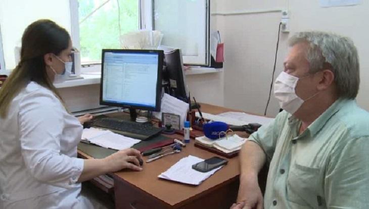 Астраханская поликлиника №1 постепенно возобновляет плановую работу