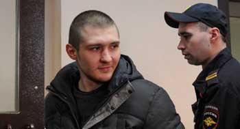 Фигурант «болотного дела» Максим Панфилов вышел на свободу из больницы