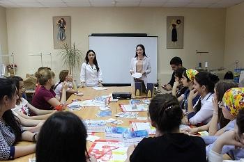 На территории региона продолжаются мероприятия в рамках Всероссийской акции «Стоп ВИЧ/СПИД»