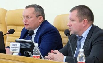 Игорь Мартынов: «Ставка налога на имущество не должна быть неоправданно завышенной или заниженной»