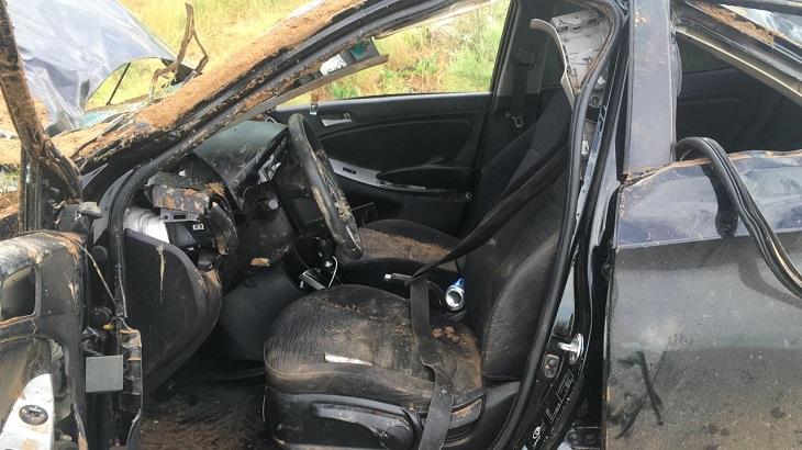 Четверо пострадали в серьёзном ДТП под Астраханью