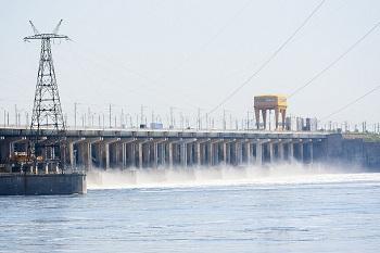 Росводресурсы снизили расходы воды через Волжскую ГЭС