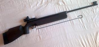 Астраханец убил вора из пневматической винтовки