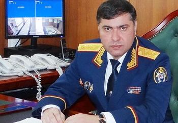 Руководитель астраханского следственного комитета принимает сообщения «Вконтакте»