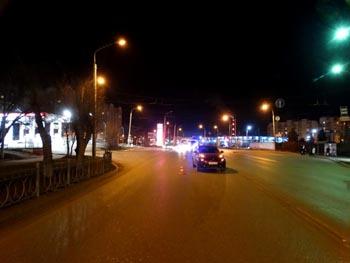 В Астрахани найден водитель иномарки, сбивший пешехода