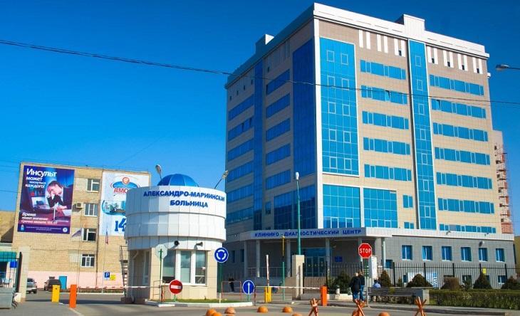 Член астраханской гордумы попал в больницу