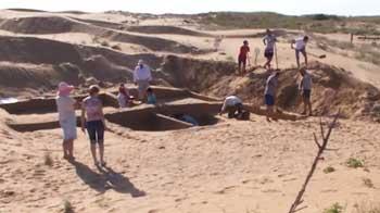 Астраханские археологи на пороге сенсационных открытий
