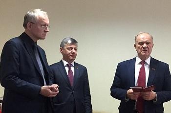 КПРФ «сливает» в Астрахани губернаторские выборы или…?
