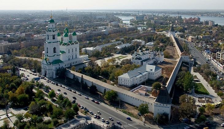 Фестиваль «Чилим» борется с рекламной анархией в Астрахани