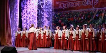В Астраханской филармонии отметили калмыцкий праздник Цаган Сар
