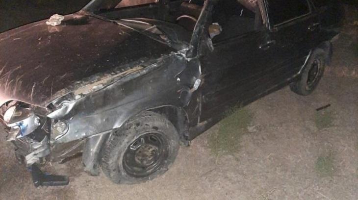 Пьяный водитель попал в ДТП под Астраханью