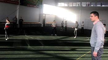 Вырастим спортсменов в сёлах! Новый директор астраханской гандбольной школы рассказал о перспективах её развития