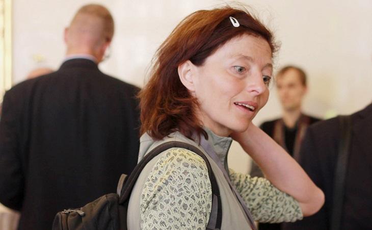 Бывшей жене Шеина запретили въезд в Россию