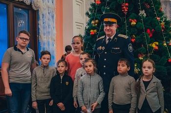 Как казаки в Астрахани праздновали Рождество Христово