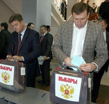 Зачем Пётр Гужвин позвал на спортивное торжество судимого экс-сенатора Горбунова?