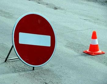 В Астрахани перекроют дороги
