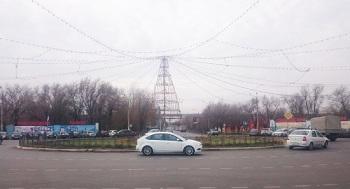 Новогоднее начало в Астрахани. На Мостстрое будет самая большая ёлка!