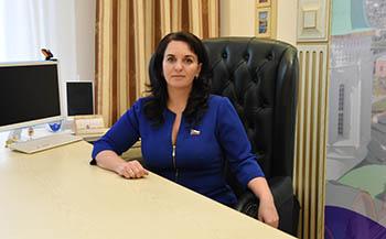 Алена Губанова: «Депутатов избирают для решения конкретных задач, а не для видимости»