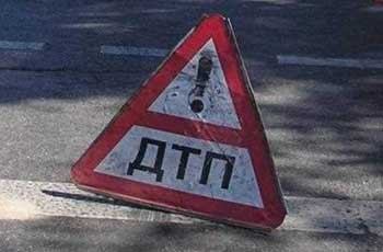 Иномарка врезалась в маршрутку в центре Астрахани
