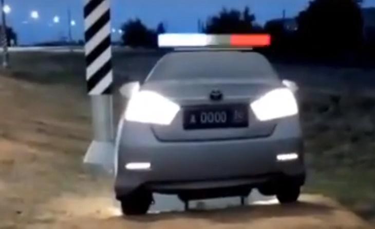 Астраханских водителей смущают фейковыми патрулями ДПС