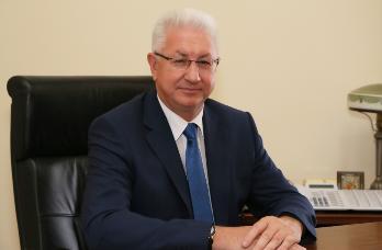 Ректором АГУ стал Константин Маркелов